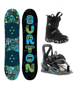 Burton Chopper Snowboard Package