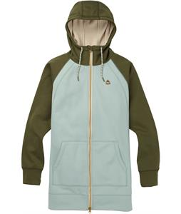 Burton Crown Long Full-Zip Hoodie