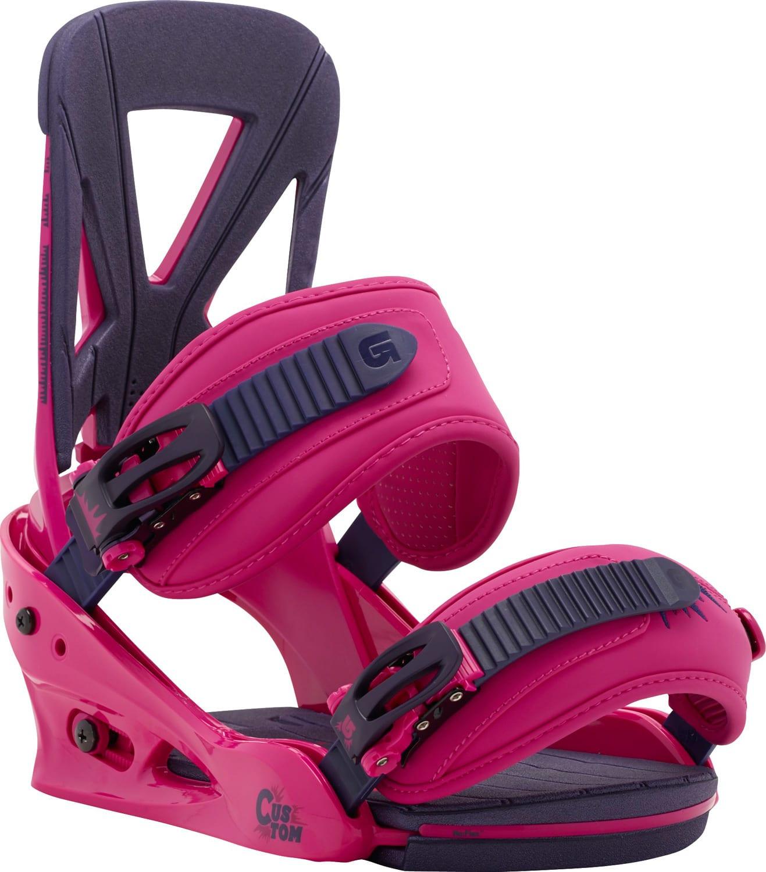 Burton Custom Re:Flex Snowboard Bindings