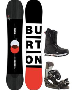 Burton Custom Snowboard Package