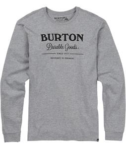 Burton Durable Goods L/S T-Shirt