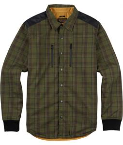 Burton Field Quilted Flannel