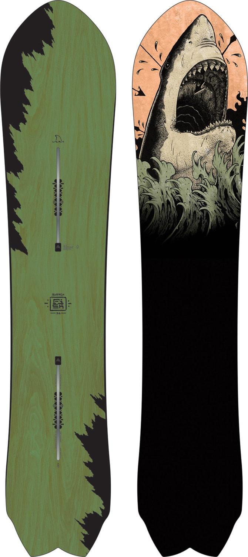 Burton fish snowboard 2018 for Housse snowboard burton