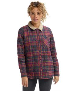 Burton Grace Insulated Blem Flannel