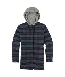 Burton Grafton Hooded Flannel