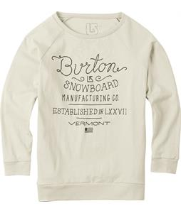 Burton Handwriting Slouchy L/S T-Shirt