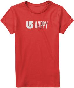 Burton Happy Crew T-Shirt