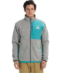Burton Hayrider Sweater Full-Zip Blem Fleece