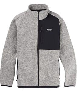Burton Hayrider Sweater Full-Zip Fleece