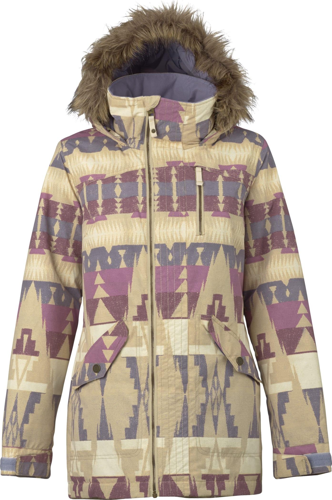 Field Jacket Womens