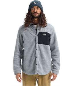 Burton Hearth Shirt Blem Fleece