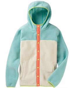 Burton Hearth Snap-Up Hoodie Fleece