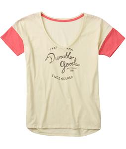 Burton Hilary Slouchy V-Neck T-Shirt