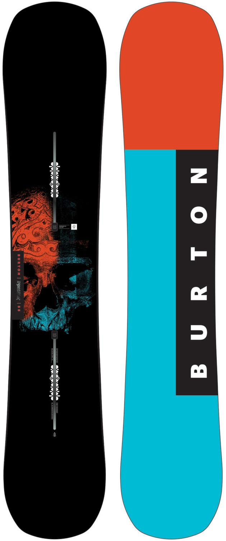 The house snowboard burton instigator snowboard 2018 for Housse snowboard