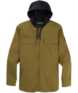 Burton Integrate Hooded Flannel