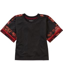 Burton Luxemore Cropped T-Shirt