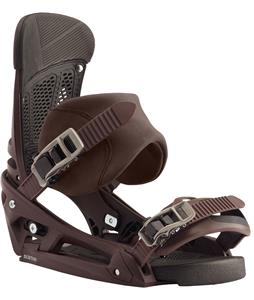 Burton Malavita EST Leather Snowboard Bindings