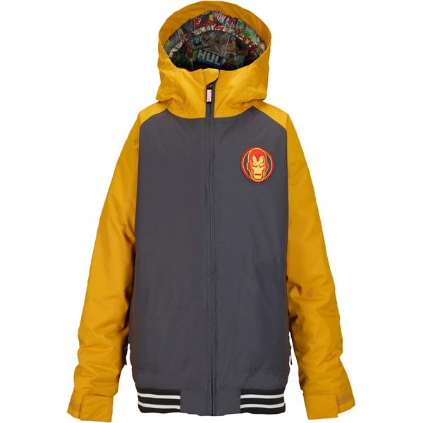 eedd8c6f7882 Burton Marvel Game Day Snowboard Jacket - Kids