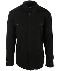 Burton Midweight Merino Button Up Baselayer Top
