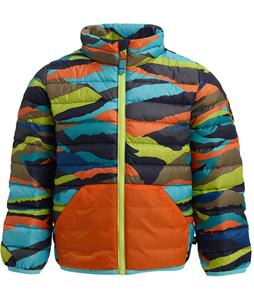 Burton Minishred Evergreen Insulator Jacket