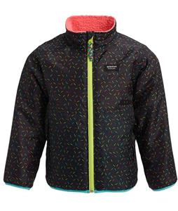 Burton Minishred Snooktwo Reversible Blem Fleece