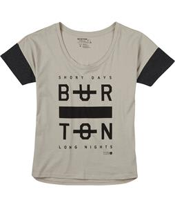 Burton Never Sleep Slouchy Scoop T-Shirt