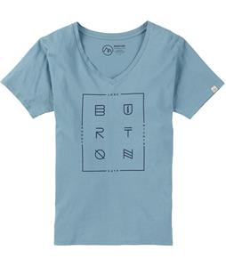 Burton Never Sleep V-Neck T-Shirt