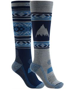 Burton Performance Lightweight 2 Pack Socks