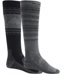 Burton Premium Lightweight 2 Pack Socks