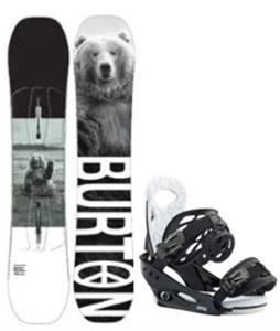 Burton Process Smalls Snowboard w/ Smalls Bindings