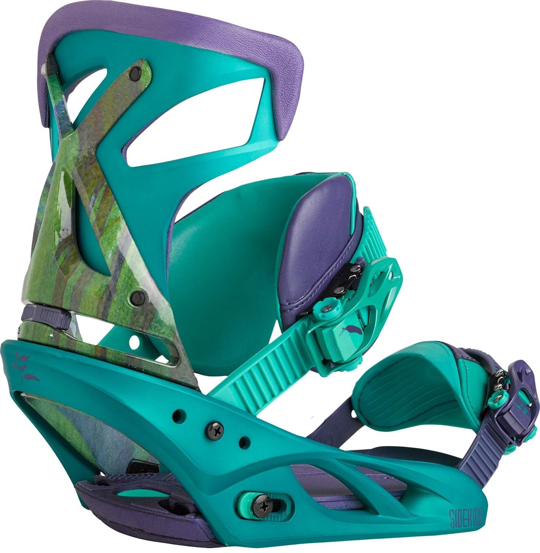 Burton Sidekick Re Flex Snowboard Bindings - thumbnail 4 646acfa2ee