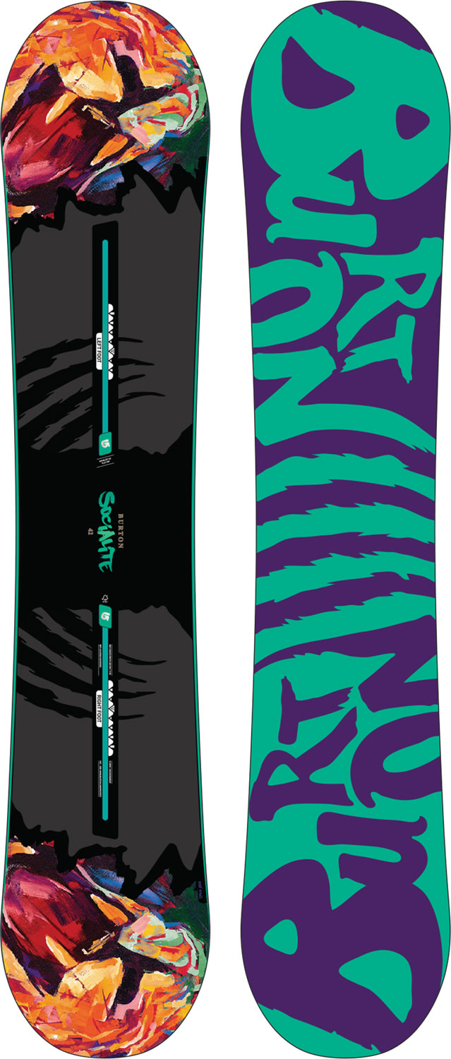on sale burton socialite snowboard womens up to 40 off