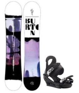 Burton Stylus Snowboard w/ Citizen Bindings