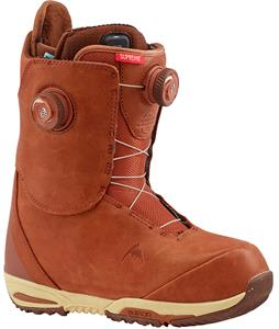 Burton Supreme Leather Heat BOA Snowboard Boots