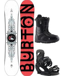 Burton Talent Scout Snowboard Package