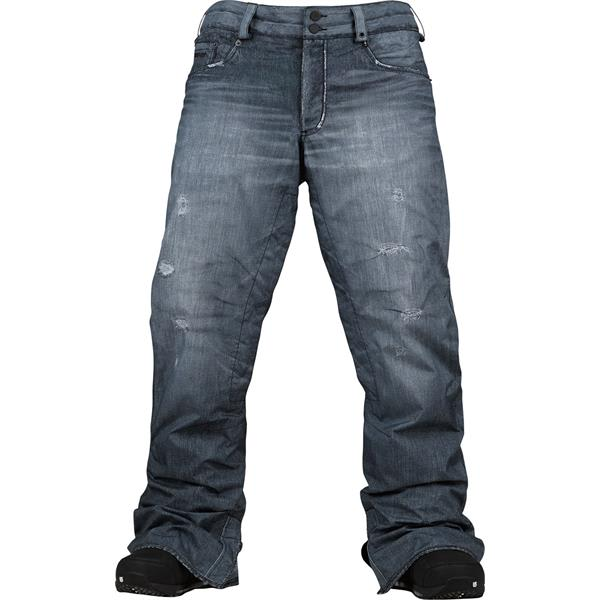 DENIM - Denim trousers Burton qITWA