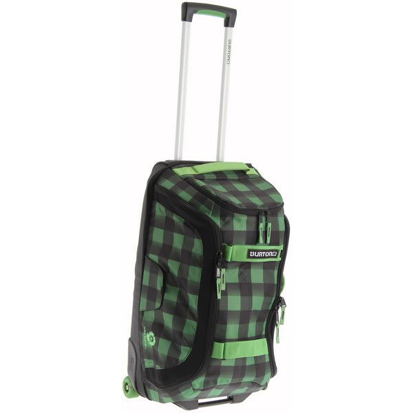 """Burton Tech Light Carry On Bag 21"""" True Black U.S.A. & Canada"""