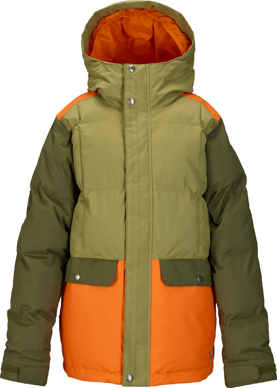 Burton Tundra Puffy Snowboard Jacket - Kids