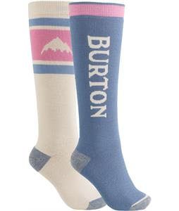 Burton Weekend Midweight 2 Pack Socks