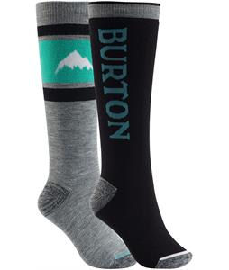 Burton Weekend Midweight 2-Pack Socks