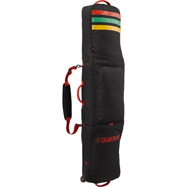 Burton Wheelie Gig Bag Snowboard Bag Rasta 166Cm U.S.A. & Canada