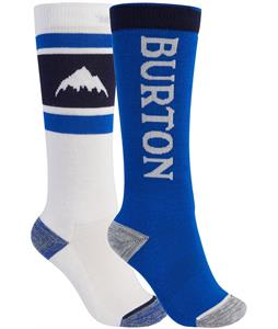 Burton Youth Weekend Midweight 2 Pack Socks