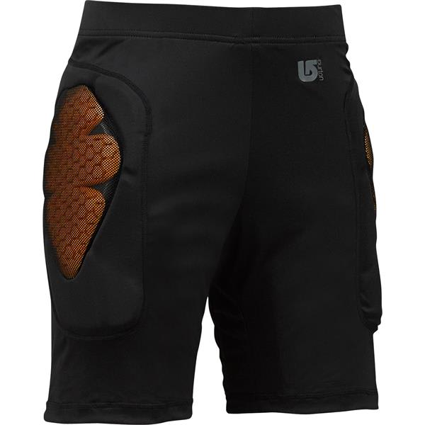 Burton Baselayer Padded Shorts True Black U.S.A. & Canada
