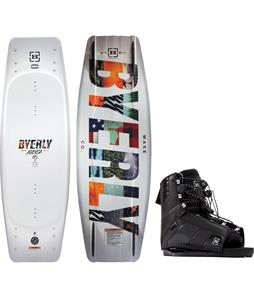 Byerly Agenda Wakeboard w/ Trace Bindings