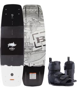 Byerly Brigade Wakeboard w/ Formula Bindings