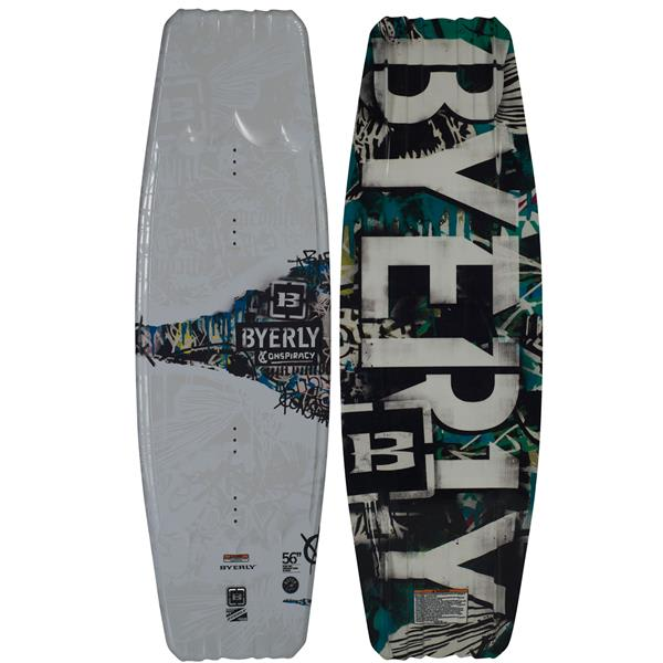 Byerly Conspiracy Wakeboard U.S.A. & Canada