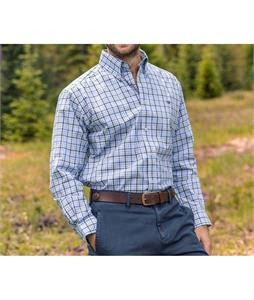 Southern Marsh Calhoun Check L/S Dress Shirt