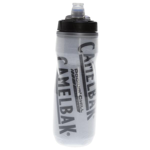 Podium Chill Insulated Water Bottle 21 oz White//Black Camelbak