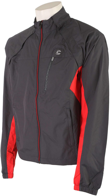 Image of Cannondale Morphis Bike Jacket Gray Anatomy