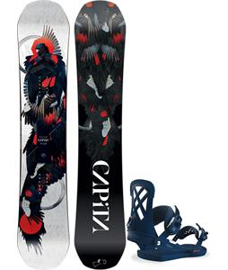 CAPiTA Birds Of A Feather Snowboard w/ Union Milan Bindings